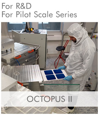 Octopus for R&D and Pilote Series